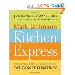Mark Bittman's Kitchen Express cookbook